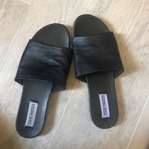 Steve Madden slide sandals